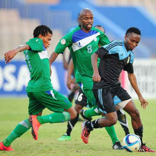 Koetle kicked out of Likuena squad