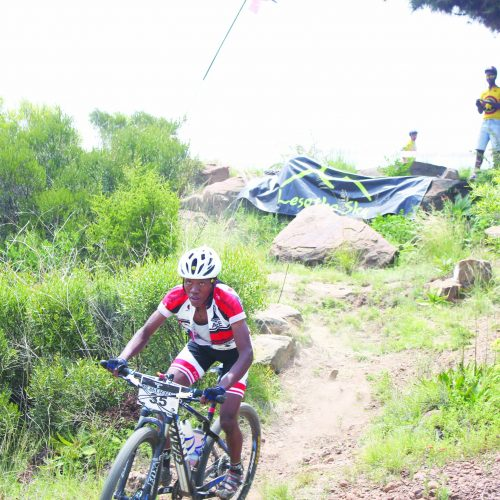 Monese wins Nedbank XC Series