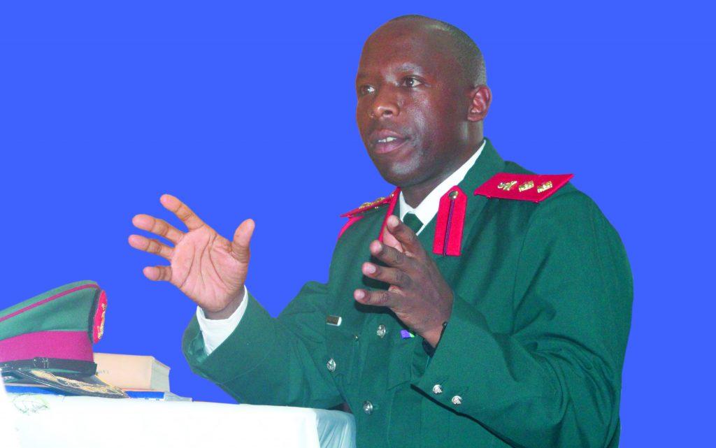 Colonel Bulane Sechele