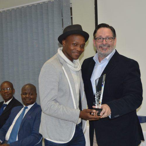 Thetsane shines at Kick4Life awards