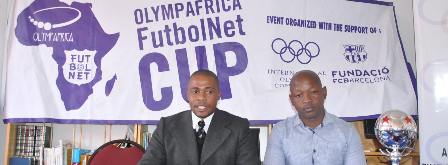 OlympAfrica Games begin