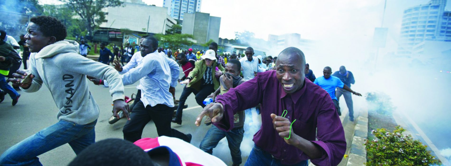 Kenya: Pre-election violence turns fatal