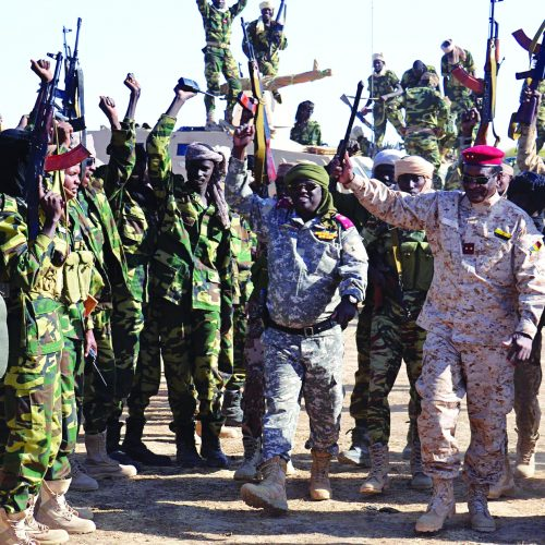 Nigeria: The challenge of military reform
