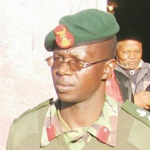 Soldiers charged over Mahao