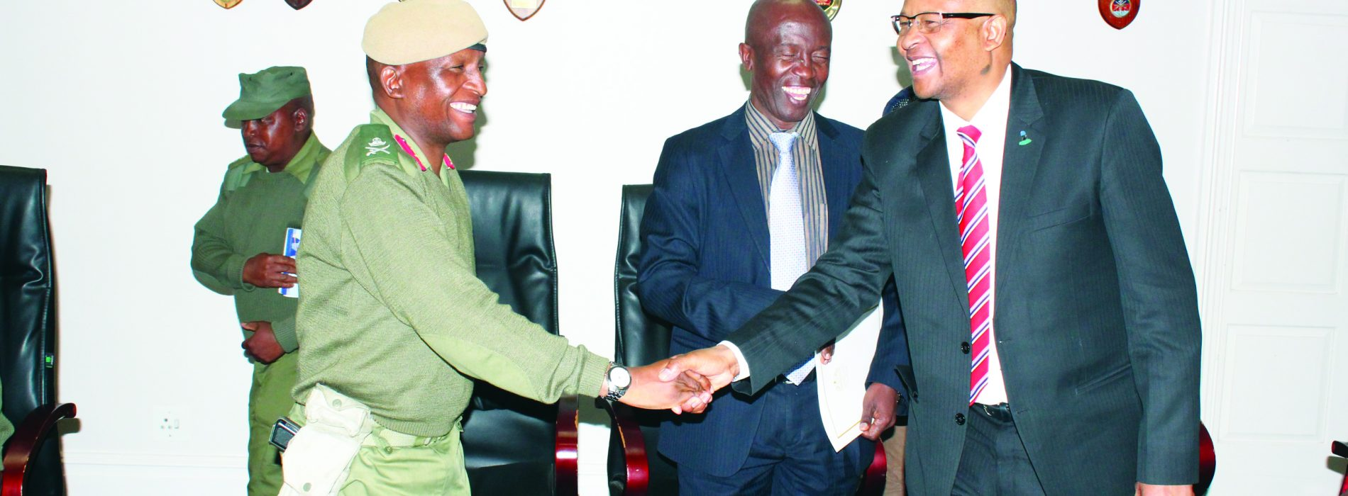 Army, health ministry sign MOU