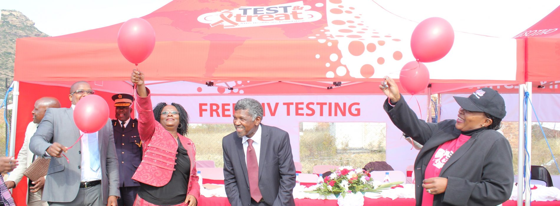 Test, treat programme launched atKatlehong clinic