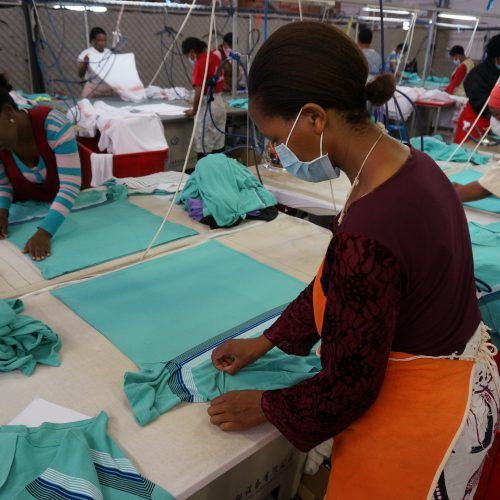 Textile workers to pile pressure on Mosisili