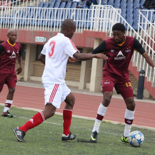 Lekhanya, Masoabi staying put at Lioli
