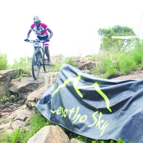 Cycling team puts up solid performance