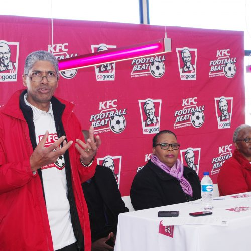KFC launches 5-A-side tourney