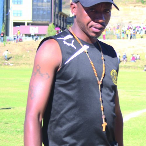 Madidilane vows to crush Matlama