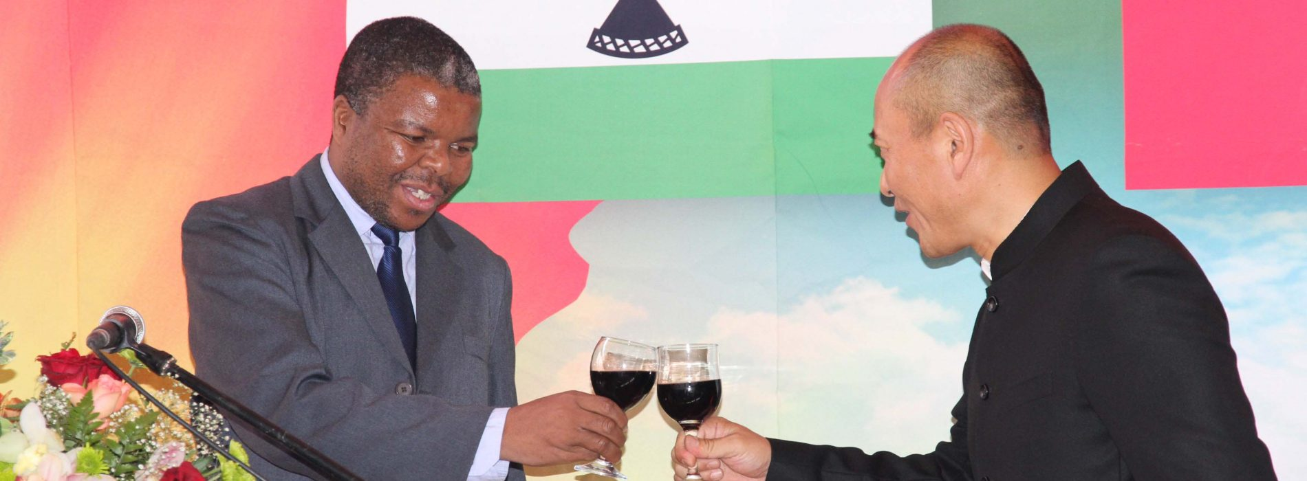 Chinese embassy donates M4 million to Lesotho