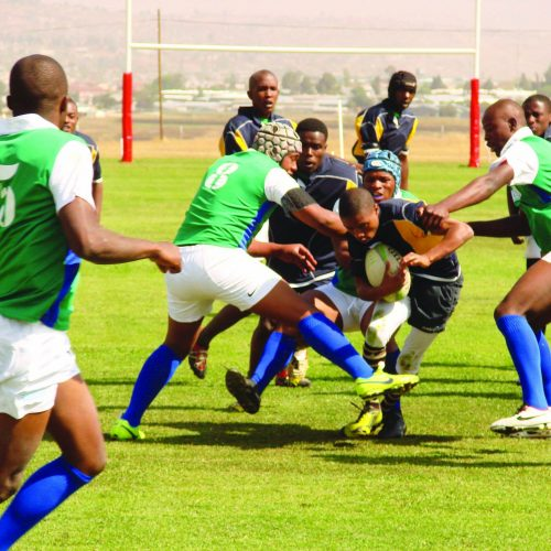 Maseru Select storm into final