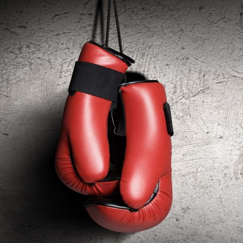 Lesotho Under-20 boxing team in camp