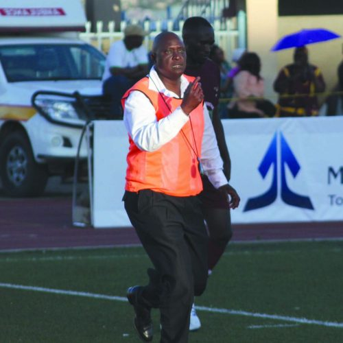 We are ready, says Mahlaha
