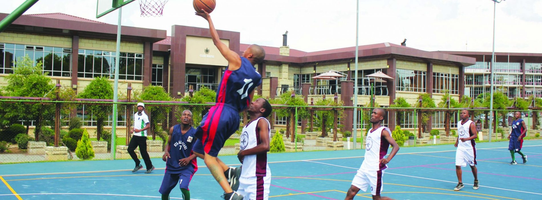 Clubs to battle it out at Summer Slam Charity tourney