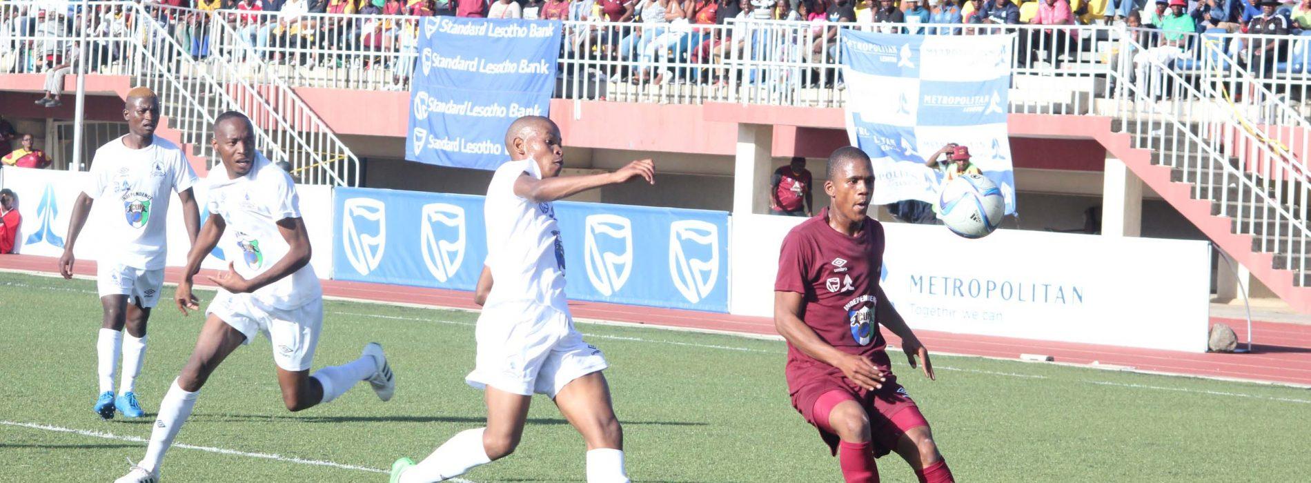 Lioli, Matlama clash in Uhuru Cup