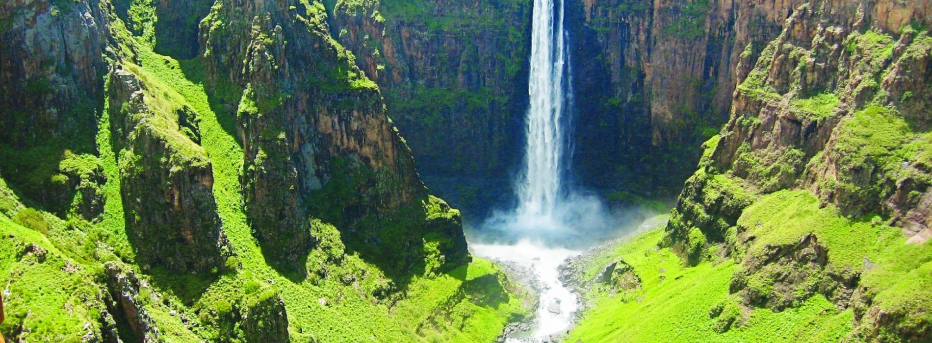 Mountain tourism in Lesotho