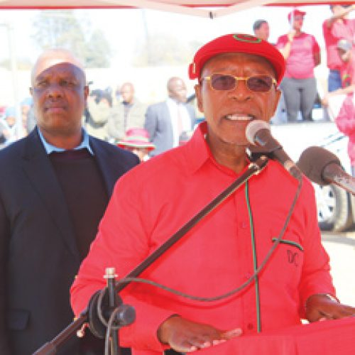 Prepare for elections,  says Mosisili