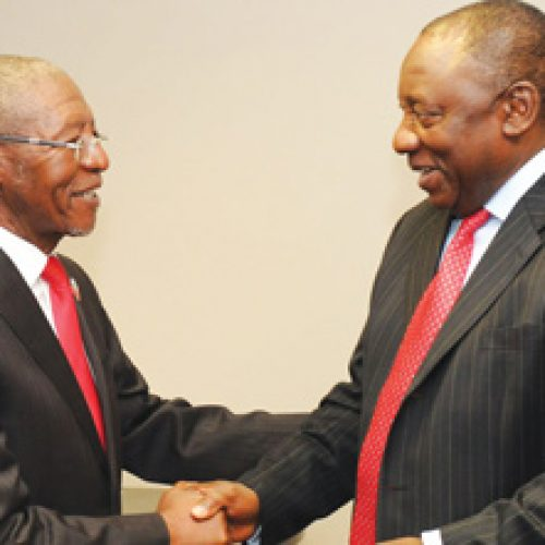Lesotho elections: maturing democracy or a failure of institutions?