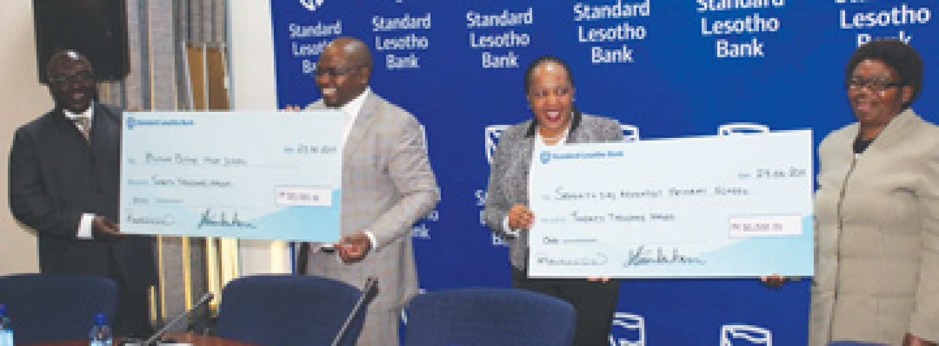 It pays to bank with Standard Bank!