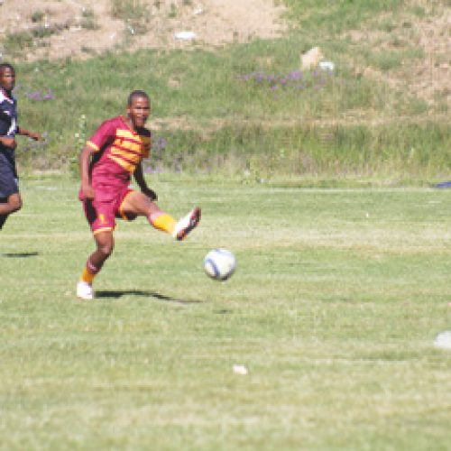 Makapa off to Golden Arrows