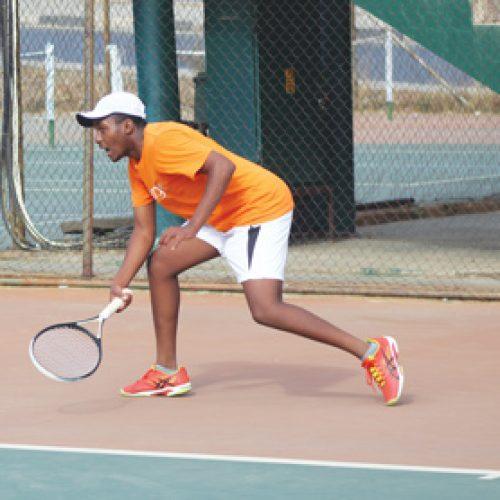 Motlojoa: Lesotho's brightest tennis star