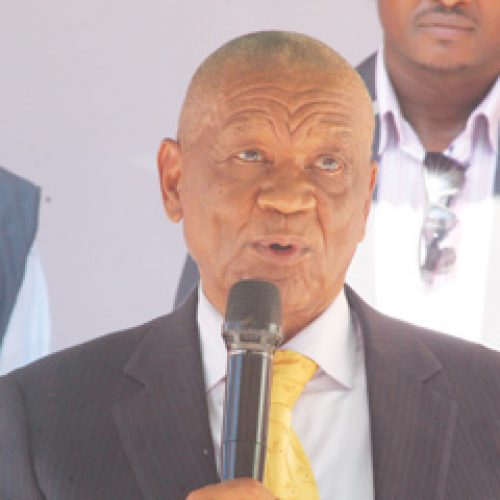 Thabane meets ex-army officers