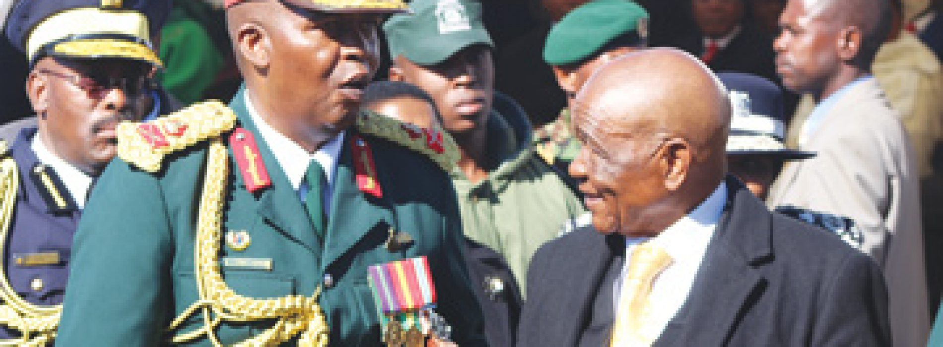 Thabane says looking for a hangman