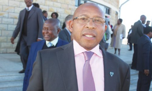 Majoro wants security of tenure for SMMEs