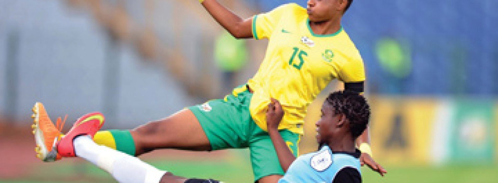 Mehalalitoe take on Banyana Banyana