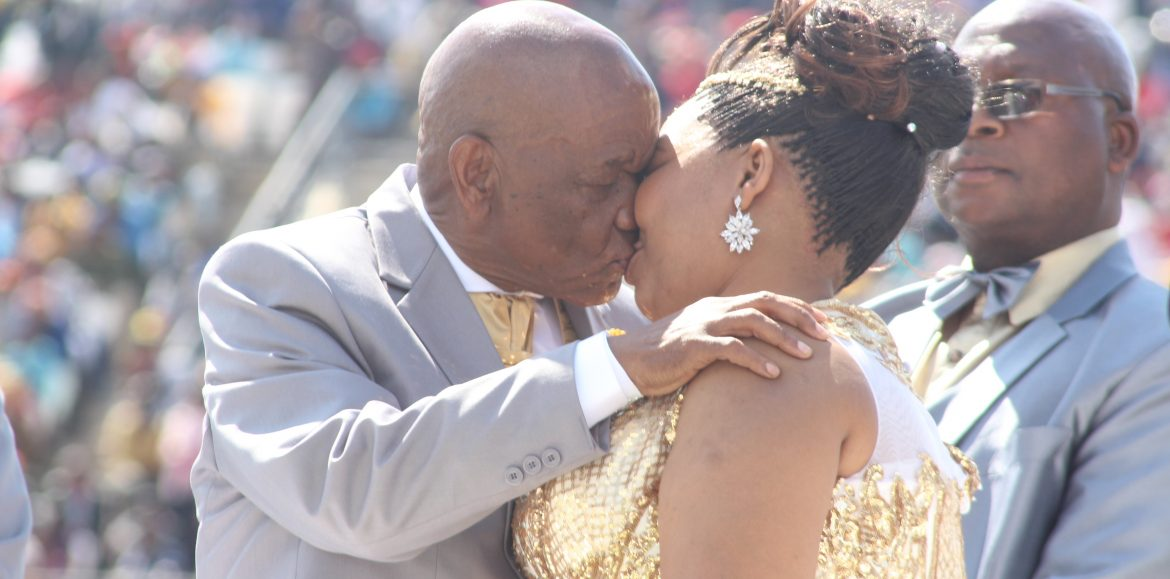 Thabane defends wife