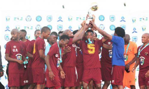 'Big pot of gold' for Uhuru Cup