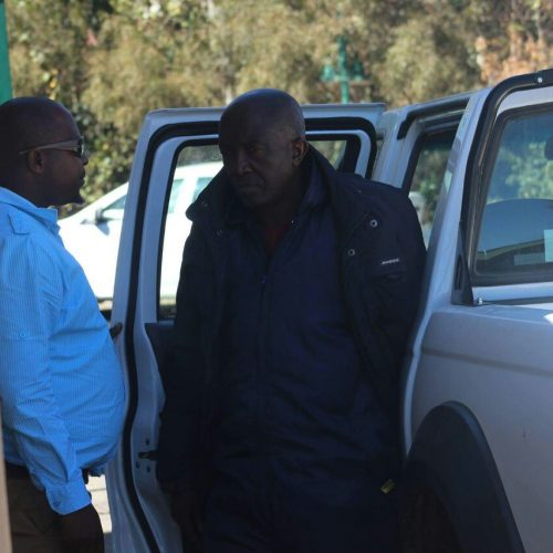 Mokhosi charged with murder
