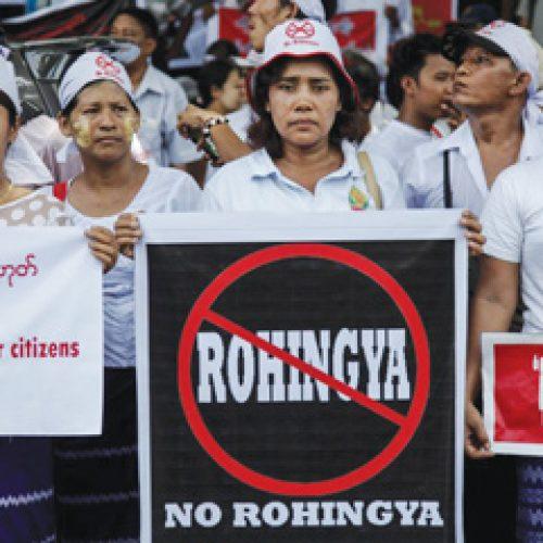 Burma: Rohingya genocide