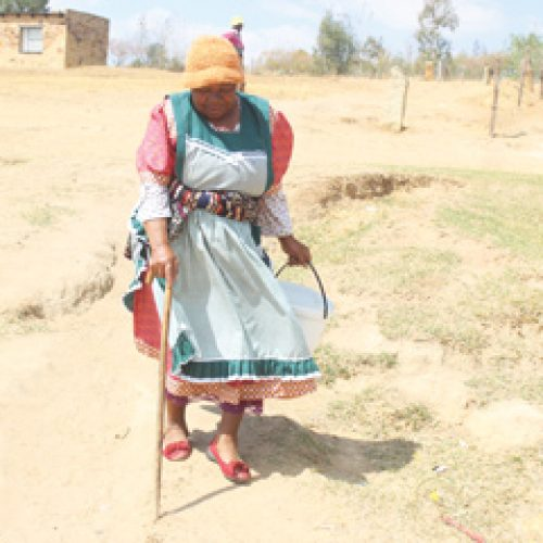 Tragedy as woman dies in well