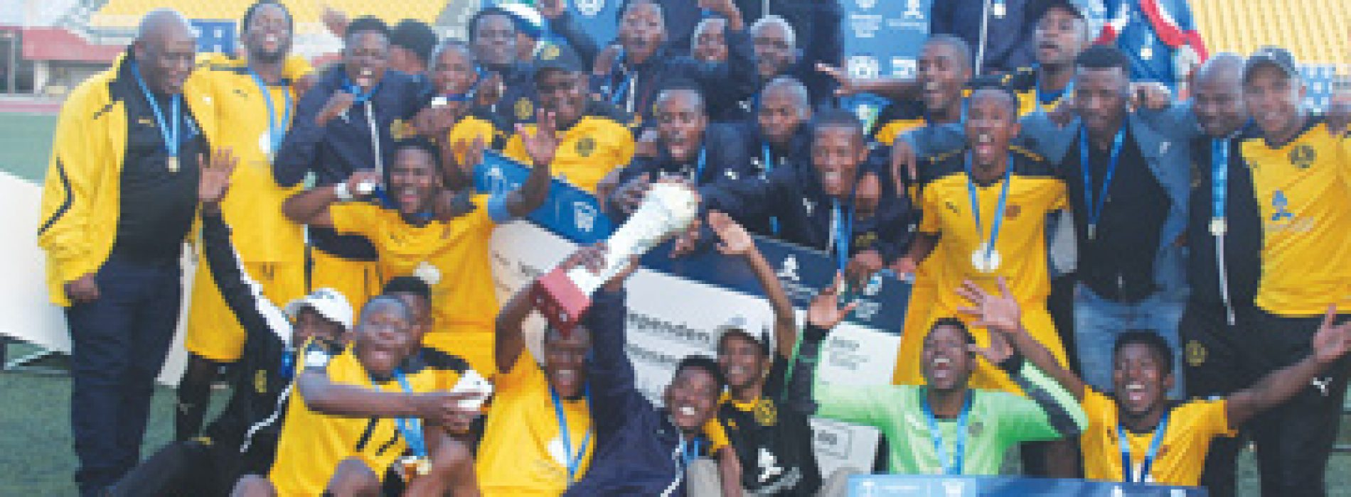 Bantu basks in glory