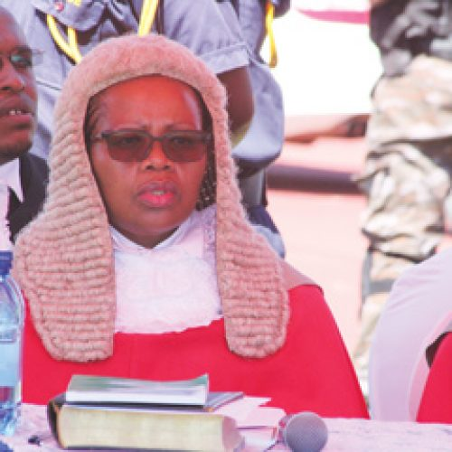 Controversial Chief Justice's lease deal still in force