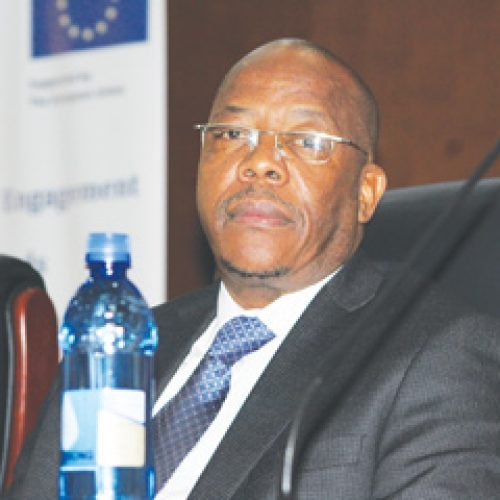 Makgothi launches  national  dialogue project