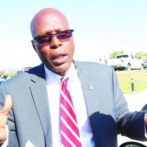 Likoti lashes at SADC standby force