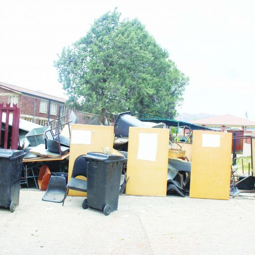 Police foil  students' protest