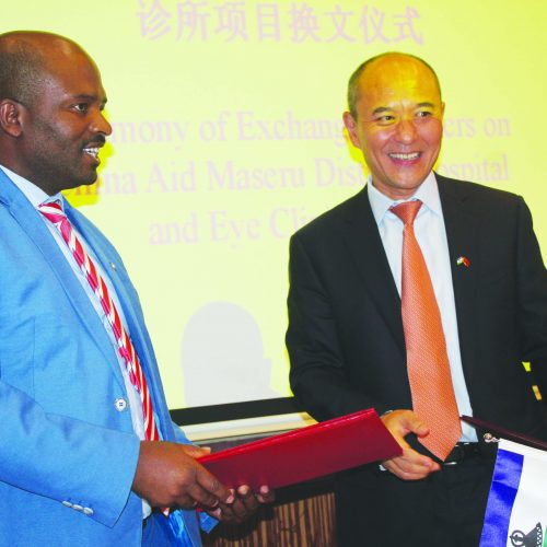 China to build state-of-the-art hospital in Maseru