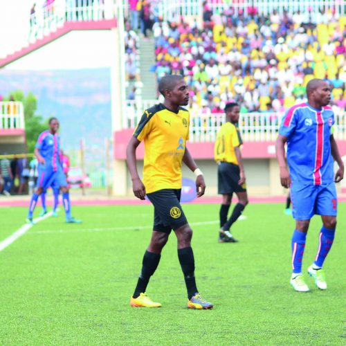 Scandal rocks Lesotho football