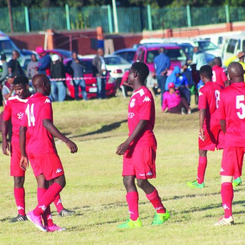 Battered Majantja in defiant mood