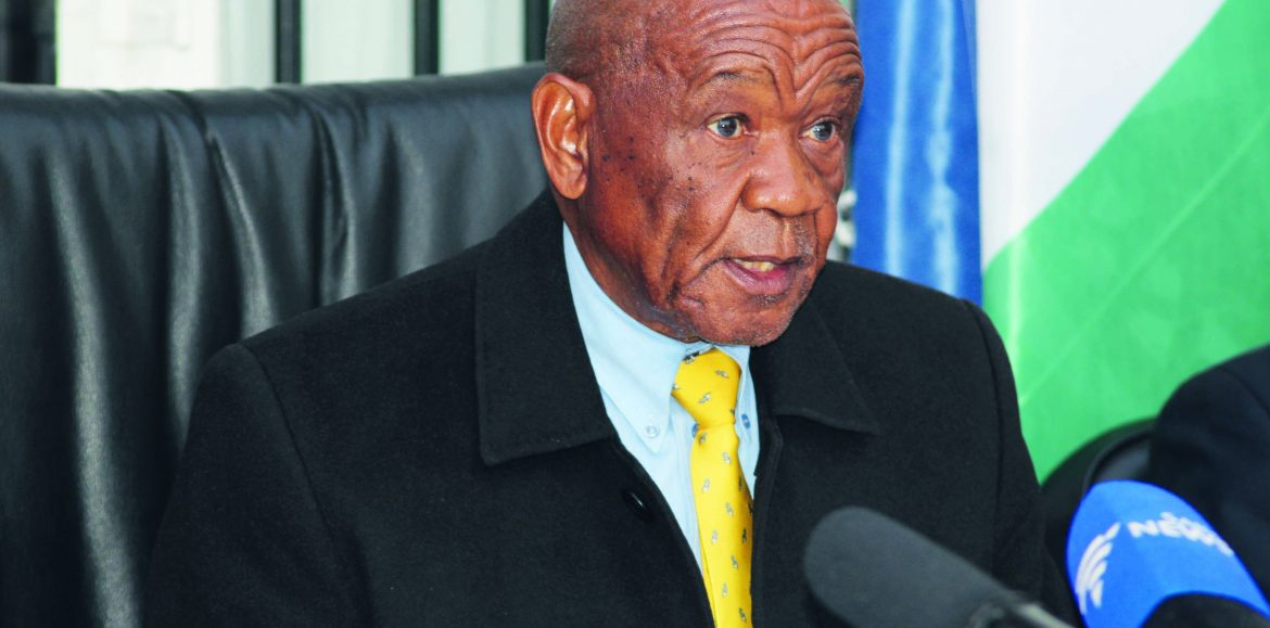 Thabane's bodyguard shot dead in brawl