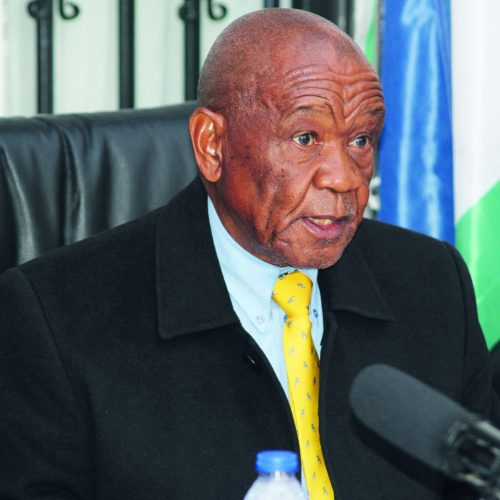 Ultimatum for Thabane