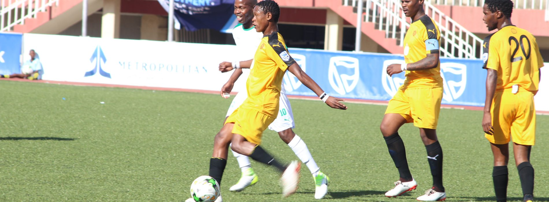Bantu eye league title