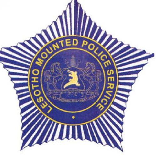 Bullet for police boss