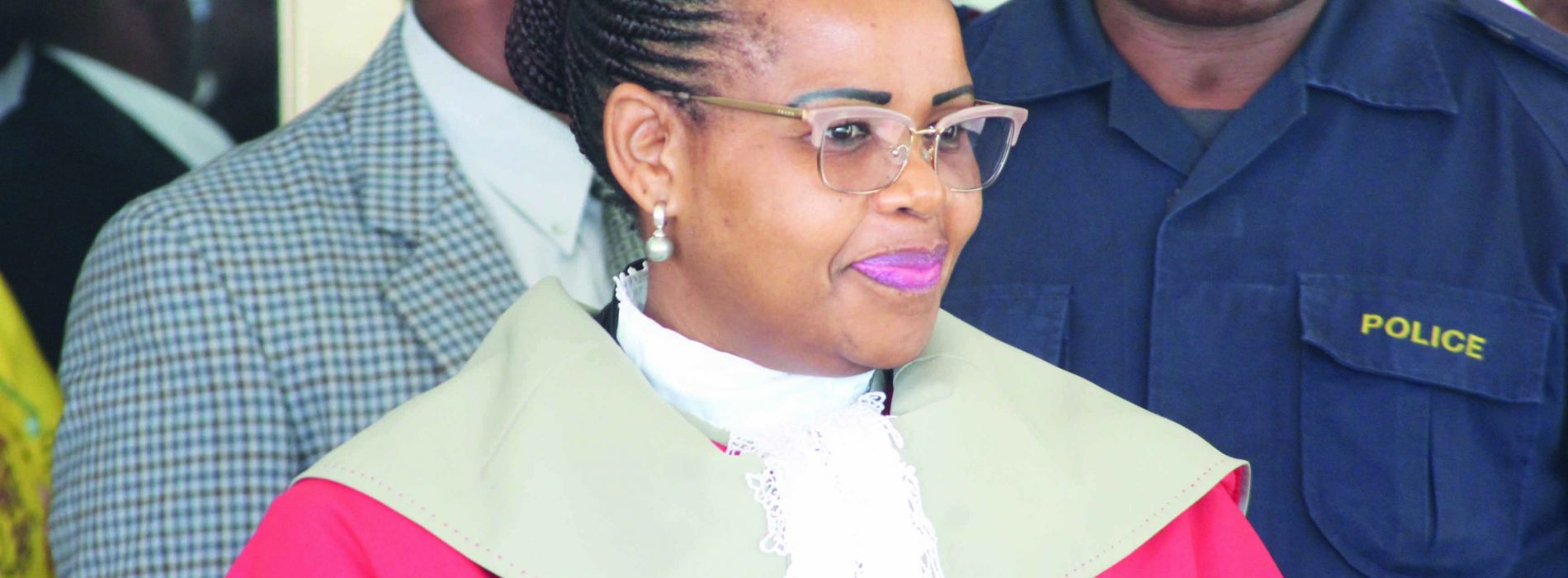 High Court official sues Chief Justice