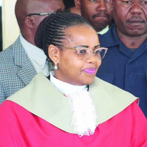 Chief Justice suspended